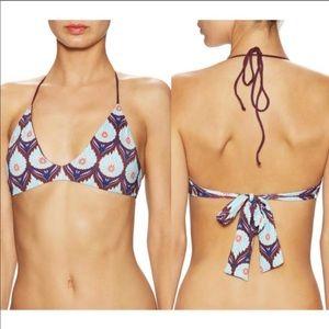 Tavik   Monaco Merlot Day Dreamer Bikini Top   L